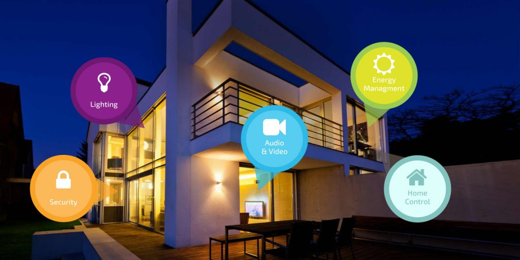 Smart Home Automation by Digitel