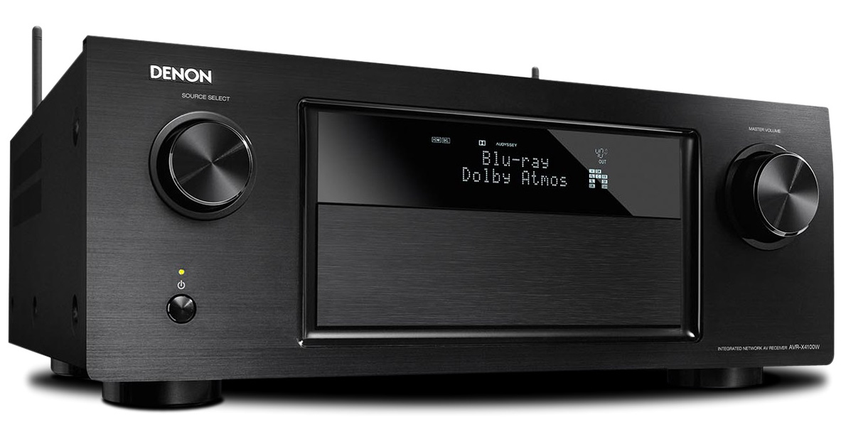 Denon Heos High Performance Audio/Video Components