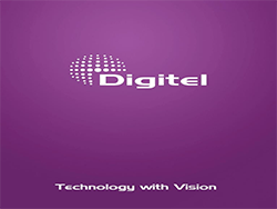 Digitel Smart home brochure