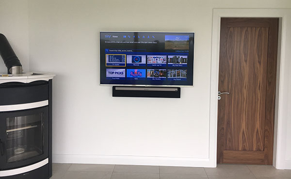 home theatre system installations